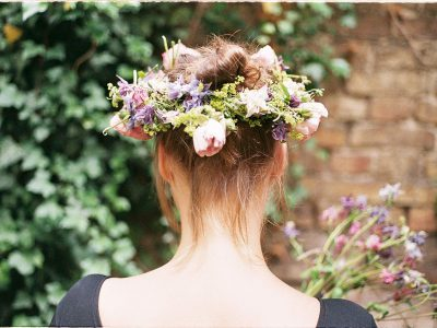 Midsummer Flower Crown Workshop